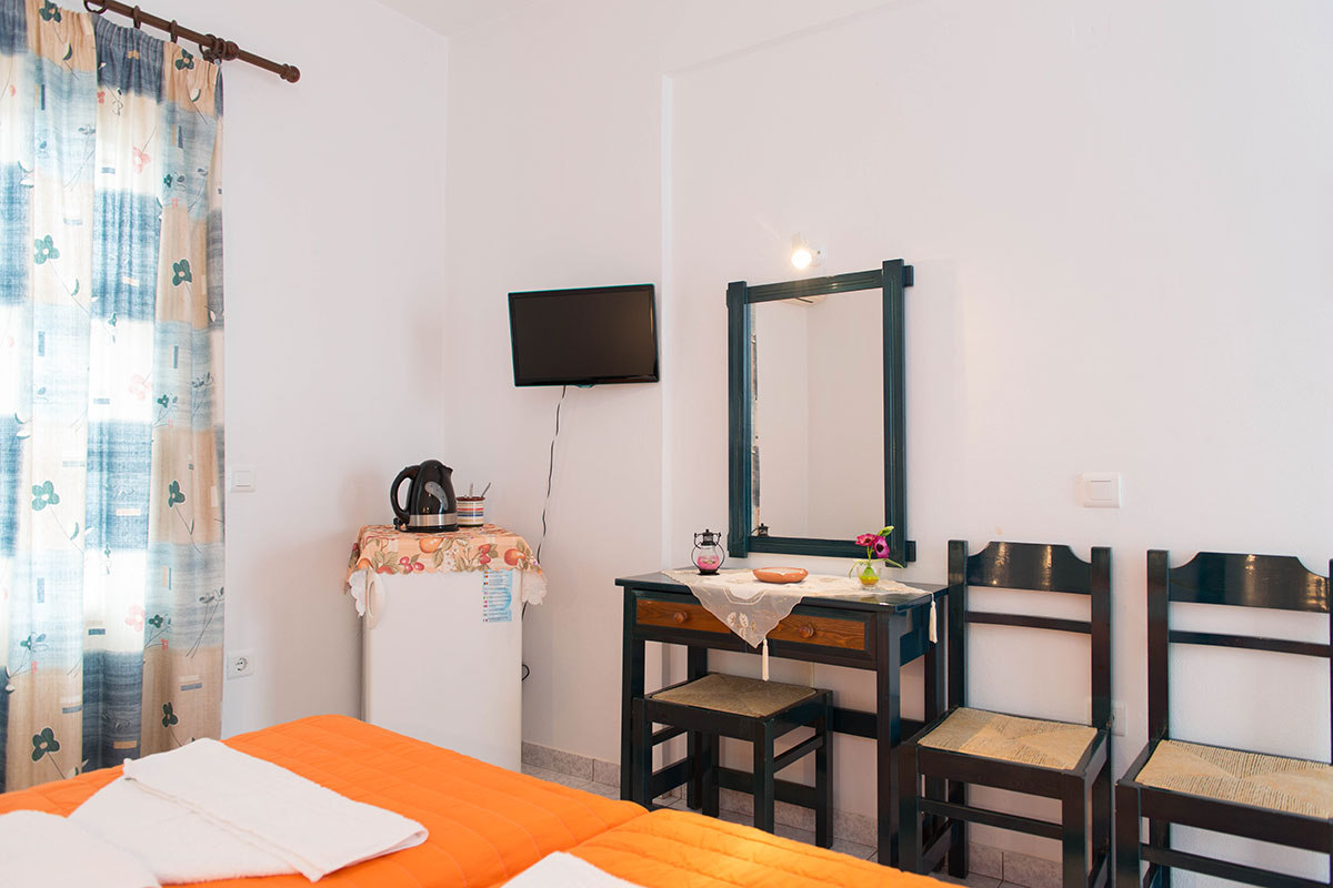 Rooms for rent in Kamares of Sifnos