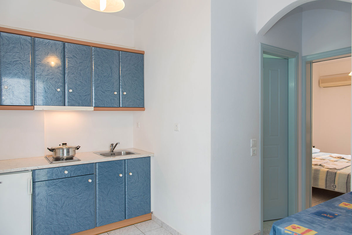 Rooms in Sifnos with kitchenette